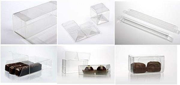 Công ty sản xuất hộp nhựa PET và PVC