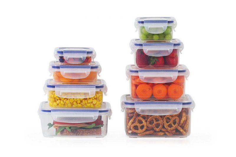 Chọn hộp nhựa đựng thực phẩm đúng cách và đảm bảo an toàn
