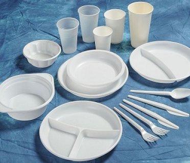 Đồ nhựa dùng một lần có nên được sử dụng?