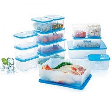 Chọn và sử dụng hộp nhựa thế nào để an toàn trong tủ đông?