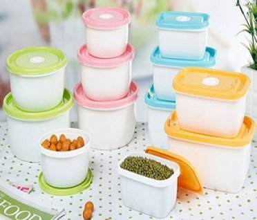 Bí quyết khử mùi hộp nhựa đựng thức ăn đơn giản