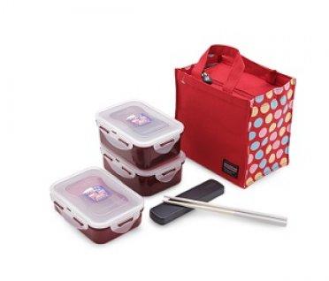 Nên chọn hộp nhựa đựng cơm nào cho an toàn?